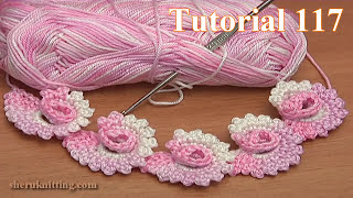 getlinkyoutube.com-How to Make  Crochet Spiral Cord Tutorial 117