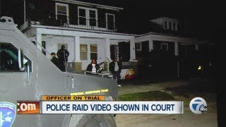 getlinkyoutube.com-Police raid video shown in court