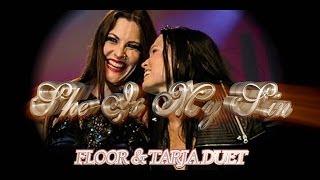 getlinkyoutube.com-Nightwish - She Is My Sin - Floor & Tarja Duet