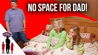 8 Years Since Parents Slept In Same Bed Due To Kids - Supernanny US