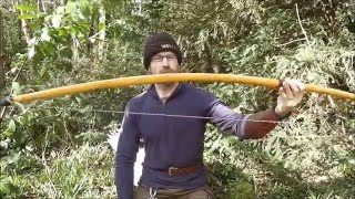 getlinkyoutube.com-STEVE RALPHS English Longbow