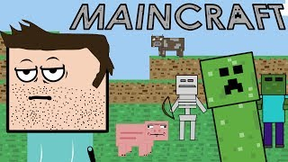 "getlinkyoutube.com-"" MAINCRAFT "" - PARODIA MINECRAFT"