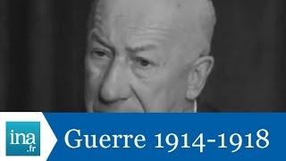 getlinkyoutube.com-Deux poilus de la guerre 14-18 racontent l'armistice du 11 novembre 1918 - Archive INA