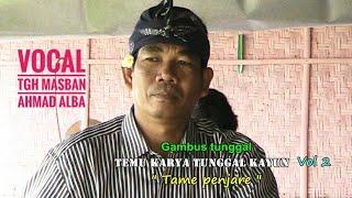 Gambus Guru Bangke   Tame Penjare Mp3