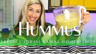 getlinkyoutube.com-Hummus | Namaz od leblebija