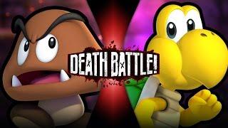getlinkyoutube.com-Goomba VS Koopa | DEATH BATTLE! | ScrewAttack!