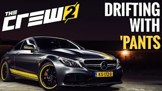 THE CREW 2 || REAL Drifting w/ Blackpanthaa