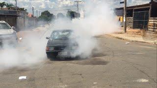 getlinkyoutube.com-#NaTocadaDeSiRi! Chevette Turbo do Douguinha (+508cv) = Canal DarlanGyn #TurbãoNaVeia em Goiânia
