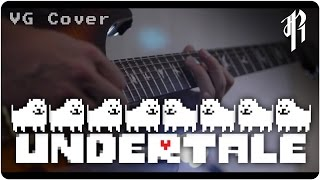 getlinkyoutube.com-Undertale: Dummy! - Metal Cover || RichaadEB