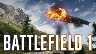 getlinkyoutube.com-Operations on Monte Grappa - Battlefield 1 PC Multiplayer Gameplay