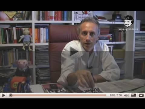 I paradisi fiscali di Mediaset - Marco Travaglio