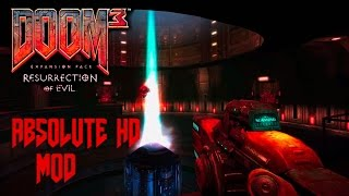 Doom 3 RoE Absolute HD - NO HUD | Playtrough | No Commentary | Phobos Labs Sector 3 Main Reactor