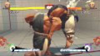 getlinkyoutube.com-Super Street Fighter 4 - Super and Ultra Combos Exhibition (Part 1 of 2)