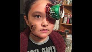 getlinkyoutube.com-Halloween Look #4 PLEASE DONT LITTER!