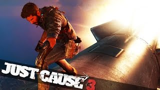 getlinkyoutube.com-RIDING A MISSILE! :: Just Cause 3 Funny Best Moments