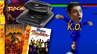 Sega 32X - Angry Video Game Nerd - Episode 26