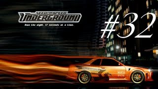 Let's Play Need for Speed Underground (German - HD) #32 Aller Anfang ist schwer