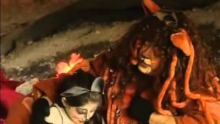 getlinkyoutube.com-סבא טוביה - מסיבה ביער - האריה והעכבר