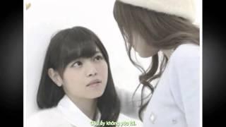 getlinkyoutube.com-Cô Ấy Không Yêu Tôi I 白石麻衣 x 西野七瀬 (白七 ver)