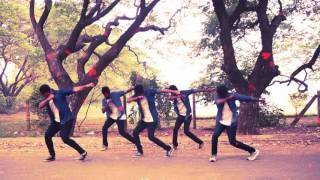 Remo - Sirikkadhey Anirudh Ravichander | Music Video | Tripperz Dance Cover