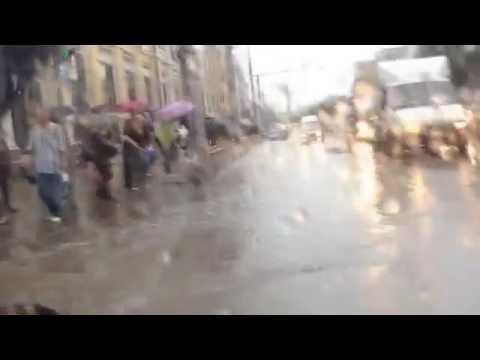 Потоп в Калуге 2013