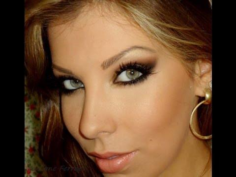 Maquiagem para MADRINHA DE CASAMENTO, com Luciane Ferraes