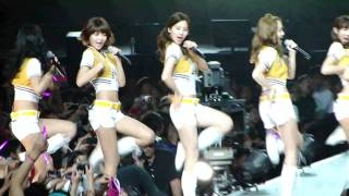 getlinkyoutube.com-[HD] SNSD - Oh! Sooyoung close-up @ SMTown Live '10 World Tour in LA
