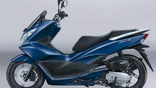 PCX150 2017 โฉมใหม่ ? หรือสีใหม่ หลัง Nmax 155 Aerox 155 รุม : motorcycle tv