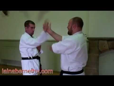 Practical Kata Bunkai: Basic Shuto-Uke Drills