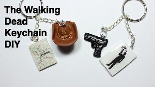 getlinkyoutube.com-The Walking Dead Season 5 Keychains DIY