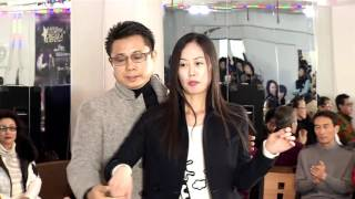 getlinkyoutube.com-실버아이TV 리듬댄스 아카데미 [장고 원장님과 유월아이님 시연 영상] Dance Academy dance demonstration