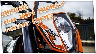 getlinkyoutube.com-DINGE, DIE ICH AN MEINER KTM 690 SMCR MAG / NICHT MAG!!!