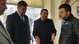 Nevşehir Milletvekili Açıkgöz Ürgüp'te