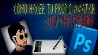 getlinkyoutube.com-Como hacer tu propio avatar o caricatura con photoshop