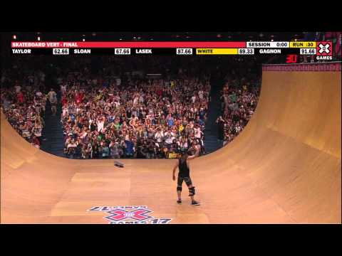X Games 17:  Skateboard Vert Battle for Gold