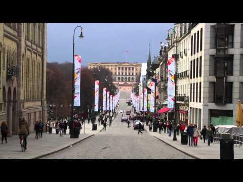 Oslo & Stockholm