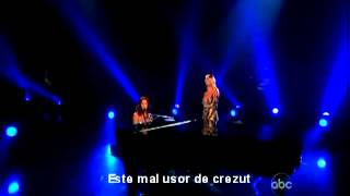 getlinkyoutube.com-Sarah McLachlan & Pink - In The Arms Of An Angel/Live(tradus romana)Romanian subtitled.
