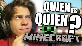getlinkyoutube.com-QUIEN ES QUIEN? | Minecraft Edition