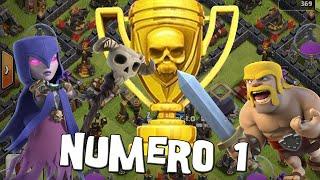 getlinkyoutube.com-Atacando al número 1 del mundo | Ataques #41 | Descubriendo Clash of Clans