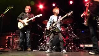 WALTER TROUT featuring TOBY LEE AGED 10