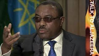 getlinkyoutube.com-Talk to Al Jazeera - Hailemariam Desalegn: Democracy 'not only an election'
