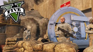 getlinkyoutube.com-GTA V Editor De Mapas - El Refugio Militar Secreto ! El Bunker OMG - ElChurches