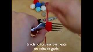 getlinkyoutube.com-Pompons mini