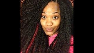 getlinkyoutube.com-Crochet Marley Hair