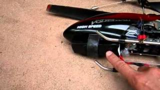 getlinkyoutube.com-9053 Volitation (and DH 9101) helicopter modifications