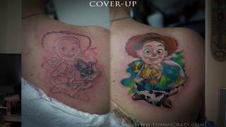 getlinkyoutube.com-Cover Up tattoo - useful informations-  by Tommicrazy