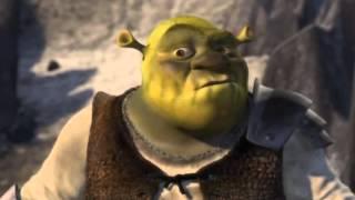 getlinkyoutube.com-Escena Graciosa de ''Shrek 1''- Un Valiente Caballero y su Noble Corcel