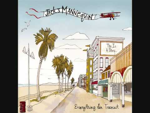 Jack's Mannequin- Rescued/lyrics