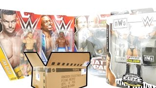 Ringside Collectibles WWE Toy Package Unboxed!! Series 56!!