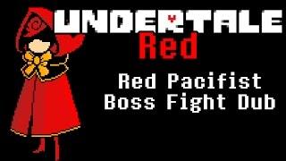 getlinkyoutube.com-Undertale - Pacifist Route Red Battle Dub